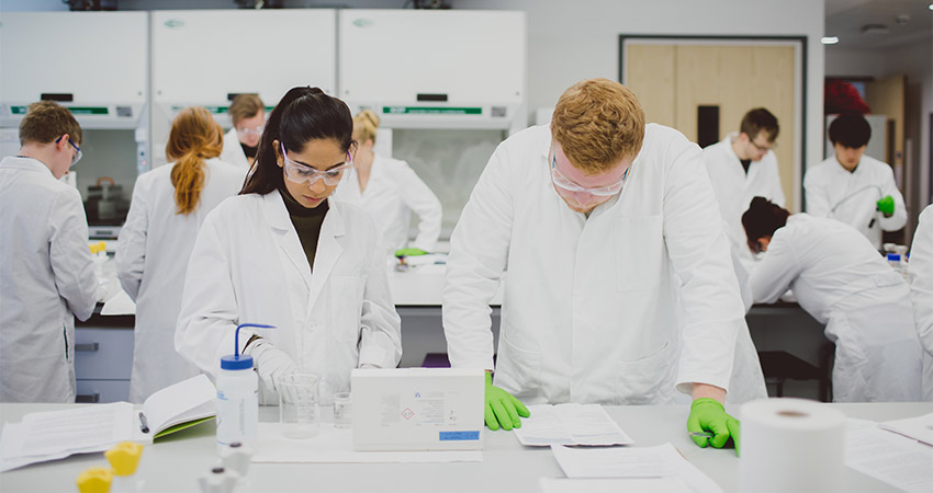 BSc Medical Biosciences with Management